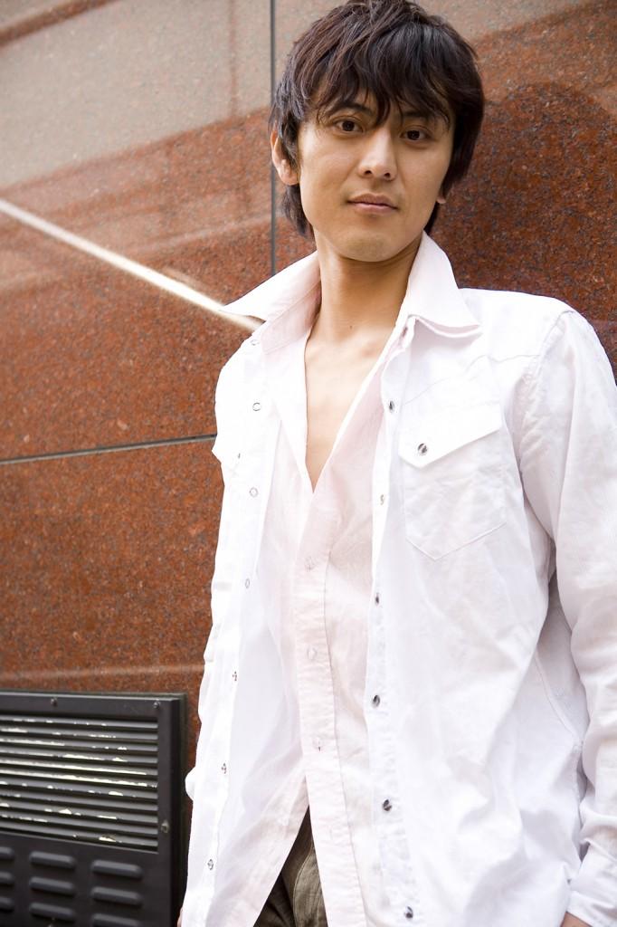 アクアエージェンシー 男性モデル島谷紀行(ShimayaNoriyuki)