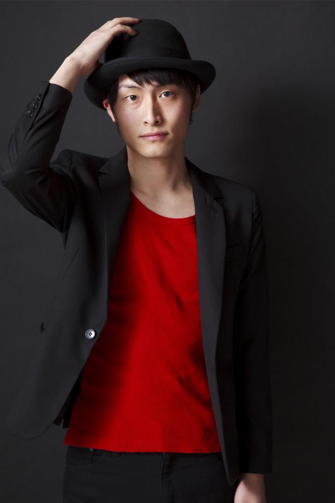 アクアエージェンシー 男性モデル友也(Tomoya)